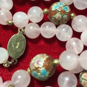 Antique Jewelry - Antique Chinese Necklace